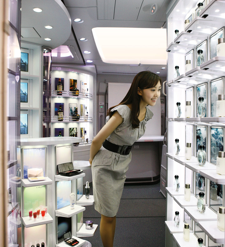 zip-world-compagnie-aerienne-korean-air-boutique-duty-free-classe-eco